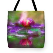 Luminescence Tote Bag by Michele A Loftus
