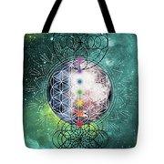 Lunar Mysteries Tote Bag by Bee-Bee Deigner