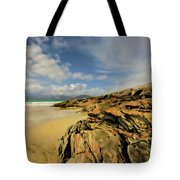 Luskentyre Digital Painting Tote Bag