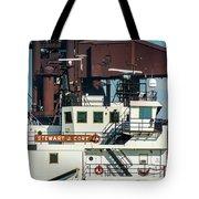 M/v Stewart J. Cort Tote Bag