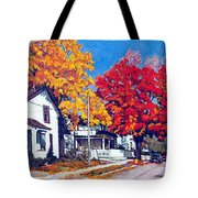 Machelle Street, Tote Bag