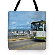 Macmillan Pier Provincetown Cape Cod Massachusetts 03 Tote Bag