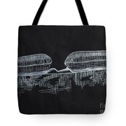 Macular Hole Oct Tote Bag