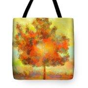 Magical Tree Tote Bag by Dan Sproul