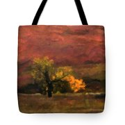Magnificent Autumn Colors Tote Bag by Gerlinde Keating - Galleria GK Keating Associates Inc
