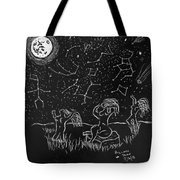 Maidens Of The Eath And Sky Tote Bag