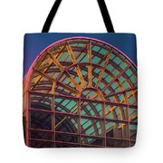 Mall Sundown Tote Bag