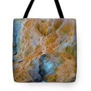 Mammoth Hot Springs Tote Bag