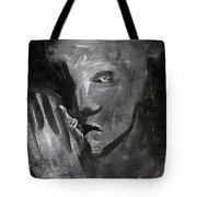 Man In The Dark Tote Bag