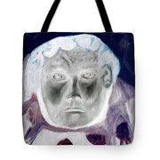 Man With Purple Udders Tote Bag