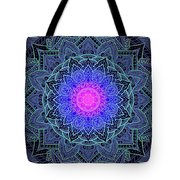Mandala Love Tote Bag