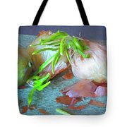 Mango And Two Onions Tote Bag