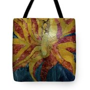 Marble Majesty Tote Bag