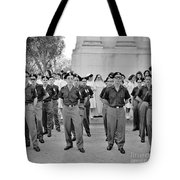 Marchers And Convent Members Tote Bag