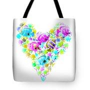 Marine Love Tote Bag
