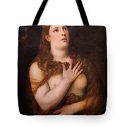 Mary Magdalene Repentant Tote Bag