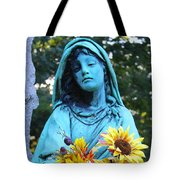 Mary, Mother Of Jesus Tote Bag