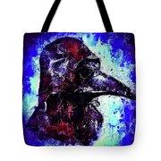 Plague Mask 3 Tote Bag