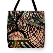 Mask I Am So Much More Than You See Tote Bag