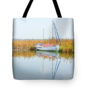 Masovian Lake Tote Bag