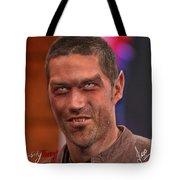 Matthew Fox Tote Bag