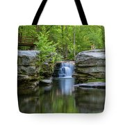 May Morning At Split Rock Tote Bag