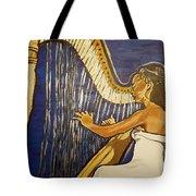 May The Strings Make You Smile Tote Bag