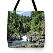 Mcdonald Creek 1 Tote Bag