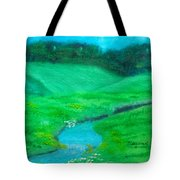 Meadow Beauty Tote Bag