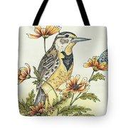 Meadow Song Tote Bag