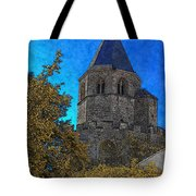 Medieval Bell Tower 3 Tote Bag