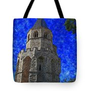 Medieval Bell Tower 4 Tote Bag