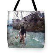 Medieval Legend 017 Tote Bag