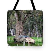 Memories Of The Farm Tote Bag