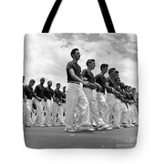 Men Show Thier Stuff Tote Bag