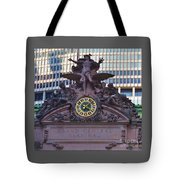 Mercury Above Grand Central Tote Bag