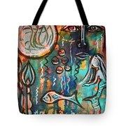 Mermaids Dream Tote Bag