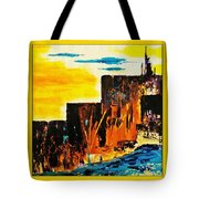 Mesa Grande Country Tote Bag