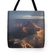 Mesmerized At Mather Point Tote Bag