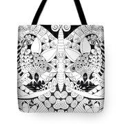 Metamorphosis Arrangement 1 Tote Bag