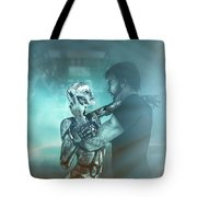 Metropolis Revisited  Tote Bag