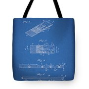 Microscope Slide Patent Tote Bag
