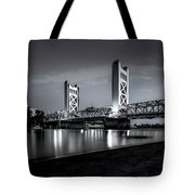 Midnight Hour- Tote Bag by JD Mims
