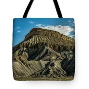 Mighty Mt. Garfield Tote Bag