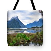 Milford Sound - New Zealand Tote Bag