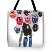 Mind Blowing Tote Bag