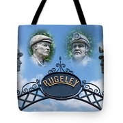 Miners Of Rugeley Tote Bag