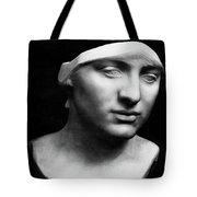 Minerva Without Helmet, 1896 Tote Bag
