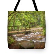 Mingus Creek Tote Bag by Sharon Seaward