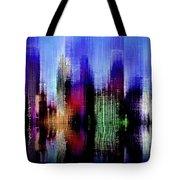 Minneapolis 3 Tote Bag by David Manlove